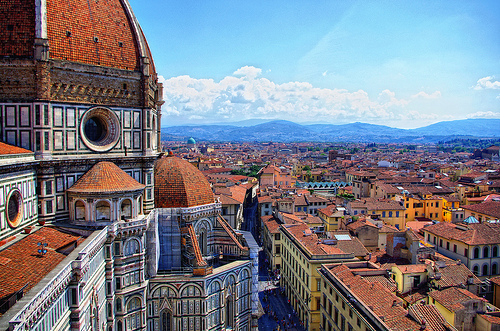 Florencia en cinco dias