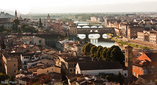 Florencia en dos dias