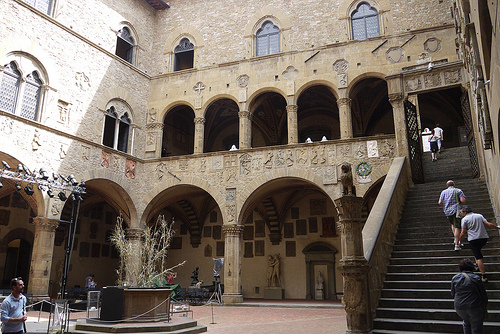 Museo Nazionale del Bargello - Florencia