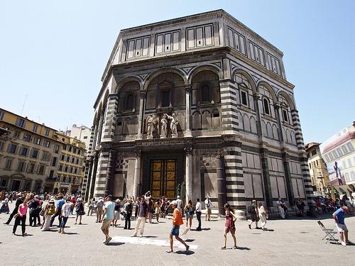 Piazza del Duomo Florencia