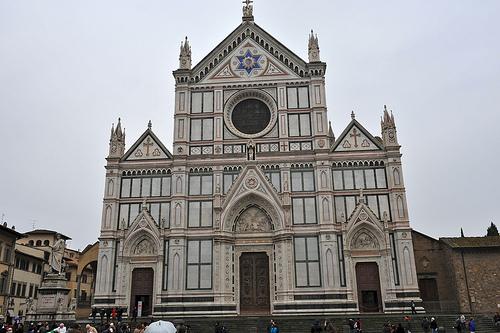 Santa Croce - Florencia