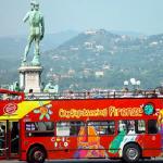 Ver Florencia con el autobús turístico