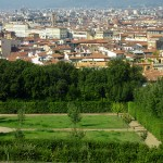 De relax por los Jardines de Boboli