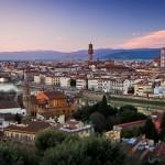 Fotografiar Florencia desde Piazza Michelangelo